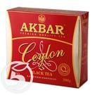 АКБАР Чай CEYLON чер.пак.100х2г