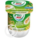 BIO-MAX Биойог.отруби-злаки 2,6% 125г