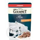 GOURMET Корм PERLE д/кошек с говяд.85г