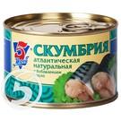 5 МОРЕЙ Скум.нат.с мас.ж/б 250г
