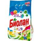 БИОЛАН Порошок COLOR автомат 2400г