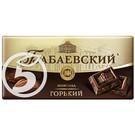 БАБАЕВ.Шоколад горький 100г
