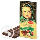 Шоколад АЛЕНКА С ФУНДУКОМ мол.100г