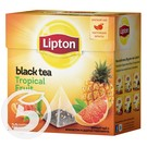 LIPTON Чай TROPICAL FRUIT TEA 20х1,8г