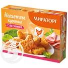 МИРАТОРГ Наггетсы куриные с ветчин.300г