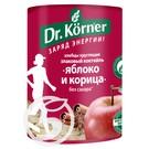 DR.KORNER Хлебцы ЗЛАК.КОКТ.ябл.с кор.90г