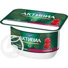 АКТИВ.Биопр.твор.малина 4,2% 130г