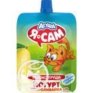 АГУША Йогурт Я САМ! с ябл/груш.2,7% 85г