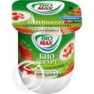 BIO-MAX Биойог.клубника 2,6% 125г
