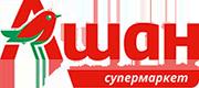 логотип Ашан Супермаркет