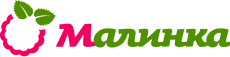 логотип Малинка