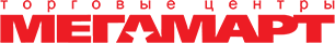 логотип Мегамарт