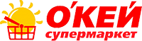 логотип Окей Супермаркет