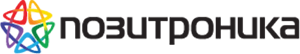 логотип Позитроника