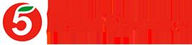 логотип Пятерочка