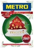 Каталог Metro (Санкт-Петербург) с 15 декабря 2016 по 1 января 2017