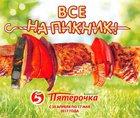 Каталог Пятерочка (Москва) с 20 апреля по 17 мая 2017 («Все на пикник»)