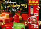 Каталог Billa (Москва) с 6 ноября по 24 декабря 2017 (««Готовьтесь к Новому году с Billa!»»)