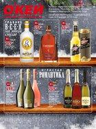 Каталог Окей Гипермаркет (Нижний Новгород) с 14 декабря 2017 по 8 января 2018 («Алкогольная листовка ГМ»)